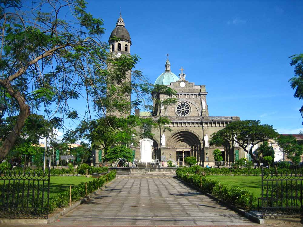 Intramuros-Cathedral