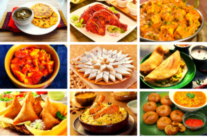 Traditional Indian Dishes