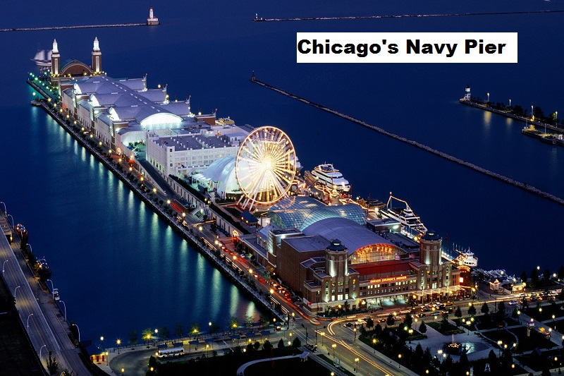 Chicago's iconic Navy Pier is now fully open to visitors