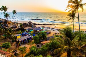 Goa No Longer Mandates RT-PCR Report for Fully Vaccinated Travelers
