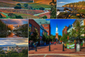 Places to Visit in October in USA