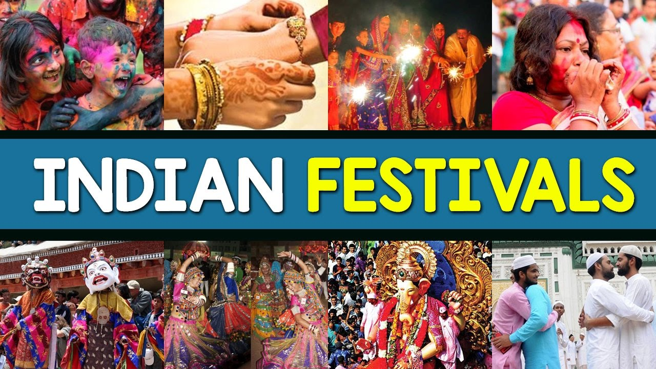 5 Famous Festivals of India: Celebration and Significance