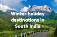 8 Winter Holiday Destinations in South India You Must Not Miss