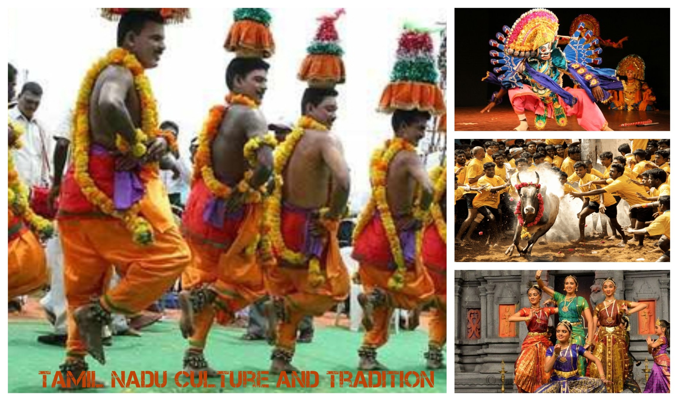 The Supremely Rich Tamil Nadu Culture and Tradition