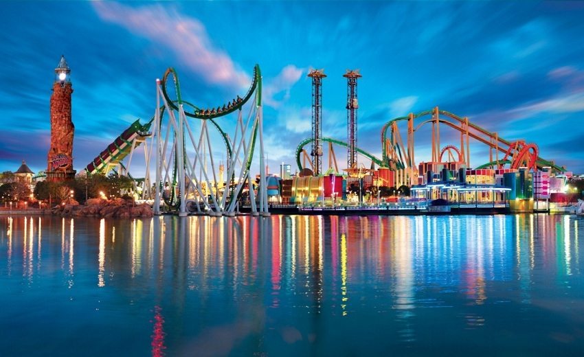 Best amusement parks in Florida