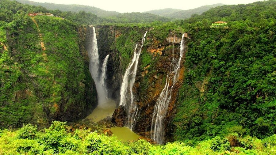 5 Highest Waterfalls in India You Probably Didn't Know