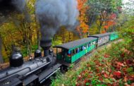 8 Unforgettable Fall Train Rides in the US