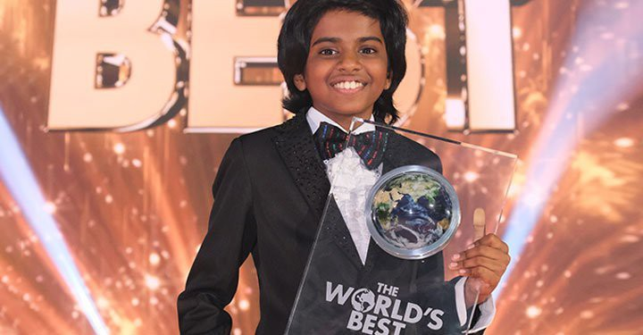 The 13-Year Old Piano Prodigy from India to Won The World's Best