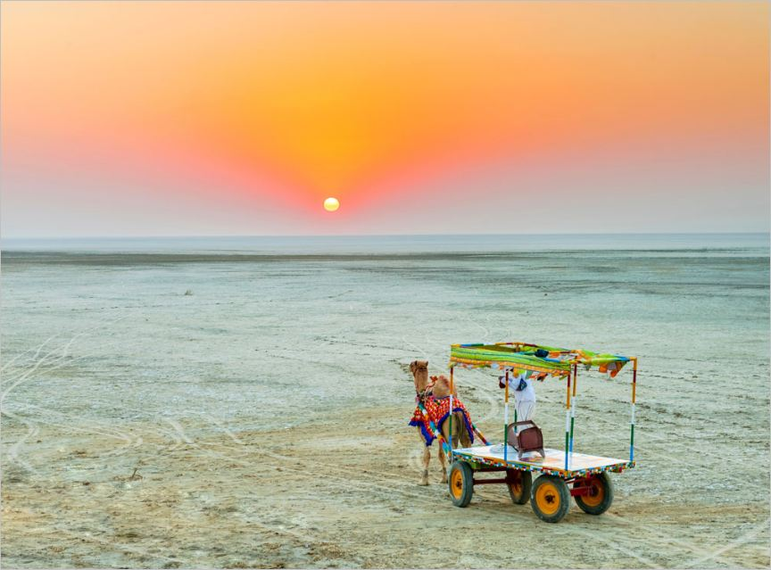 Monsoons in Kutch – Take a Tour of the Splendid Land in 2019