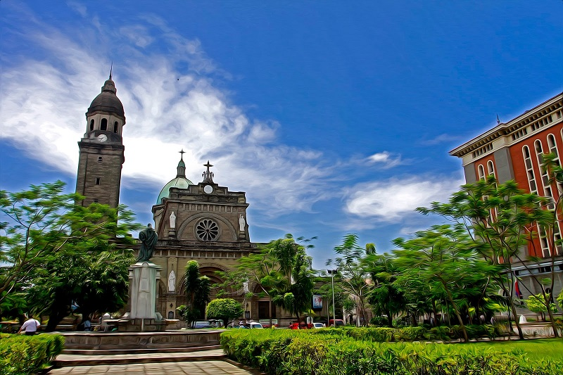 Click-and-Post:  Here are the top five Instagrammable Spots in Manila