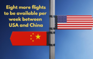 Eight more flights to be available per week between USA and China