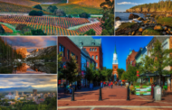 5 Best Places to Visit in October in USA for an Epic Fall Vacation